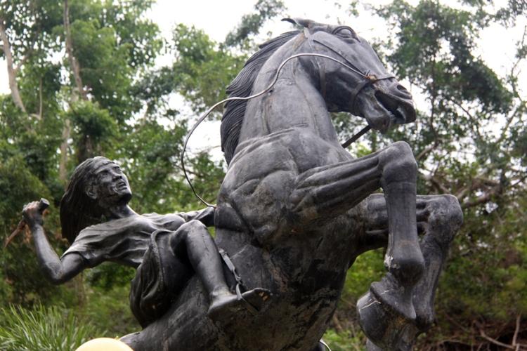Gabriela monument