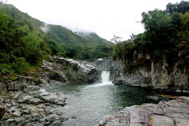 kili falls