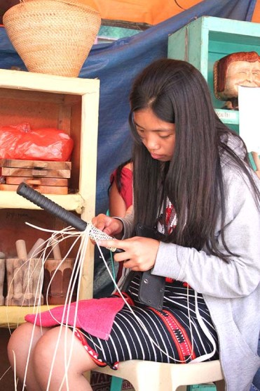 other rattan weavers