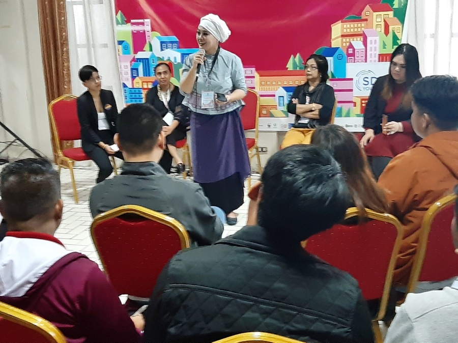 Samira Gutoc join the WWW session on sexual and reproductive health and rights